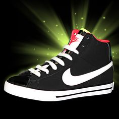 NIKE SWEET CLASSIC HIGH is the perfect fusion of an old-school style with a cool modern twist that kids today love. ONLY available online at ShopWSS.com - CLICK to begin shopping! Download the iViu App to get more information on trends and deals from your favorite stores!