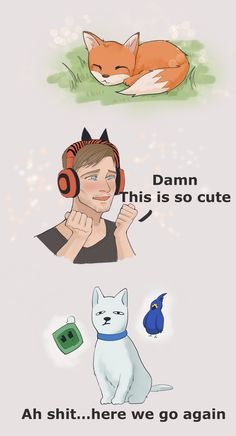 Minecraft Fan Art, Minecraft Funny, Pewdiepie Fan Art, Jack And Mark, Youtube Gamer, Disney Songs, Hilarious, Haha Funny, Cartoon Network Adventure Time