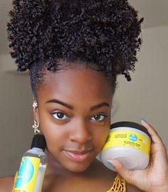 @TheBritttt | Afro hair | Curls