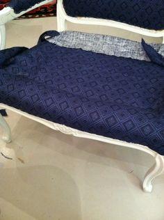 Reupholstering tute