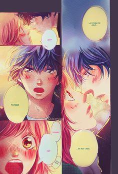 Ao Haru Ride - vol 12 ch 47 Page 45 Futaba Yoshioka, Futaba Y Kou, Best Shoujo Manga, Manga Anime, Manga Love, Anime Love, Ao Haru Ride Kou, Naruto Painting, Blue Springs Ride