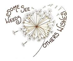 Ahhhhh dont you love a dandelion Clock. Some see Weeds others Wishes x edition Giclee print printed on Somerset Velvet Watercolour paper Signed and numbered on its reverse. Dandelion Quotes, Dandelion Wish, Dandelion Clock, Dandelion Drawing, Dandelion Seeds, Words Quotes, Me Quotes, Sayings, Sketch Note