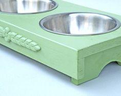 Cat Bowl Water Food Bowl Cat Feeder Cat Food Feeder