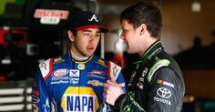 Chase Elliott, Kyle Larson and Ryan Blaney are all fantastic choices, but we're betting on another driver.