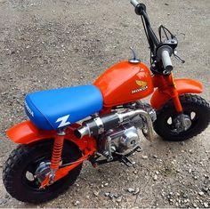 Mini Motorbike, Motorcycle Gear, Small Motorcycles, Honda Motorcycles, Custom Mini Bike, Honda Dirt Bike, Mini Chopper, Pocket Bike, Pit Bike