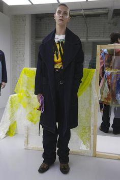 Alex Mullins Menswear Fall Winter 2016 London