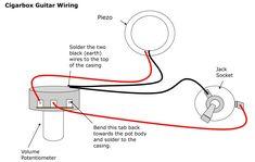 Cigar box wiring system