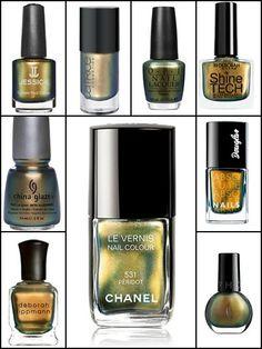 Chanel Peridot dupes