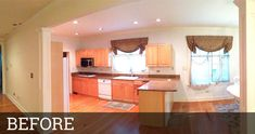 Before & After: 3 Unique Kitchen Remodeling Projects Kitchen Decor Items, Kitchen Themes, Kitchen Designs, Kitchen Ideas, Diy Kitchen Remodel, Kitchen Remodeling, Remodeling Ideas, Kitchen Makeovers, Home Additions