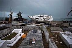 Hurricane Irma devastated St. Martin. Martin Bureau / AFP - Getty Images