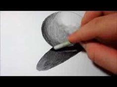 Short video showing blending...how to shade a sphere