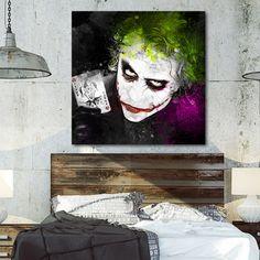 Tableau déco Joker Batman