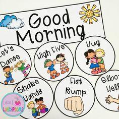 Editable Morning Greeting Signs to Build Classroom Community New Classroom, Classroom Community, Classroom Setting, Classroom Posters, Classroom Setup, Classroom Organization, Classroom Management, Class Management, Preschool Door