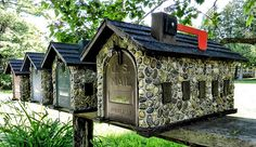 Mailboxes | Weekly assignment - unusual mailboxes. | smiles7 | Flickr
