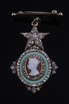 Victorian diamond Knight Grand Commander Order of The Star of India decoration.