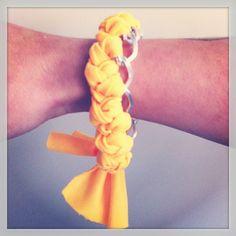 Lycra bracelet <3
