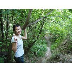 【dina_x_ko】さんのInstagramをピンしています。 《На пошуки пригод!) 冒険を探しに行こう❢) Let's go in search of adventures!) #Пригоди #ліс #дерева #відкриття #турист  #冒険 #森 #木 #発見 #観光客  #adventures #forest #trees #discovery #turist》