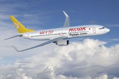 """Pegasus has started to cancel flights from Russia """"Pegasus Airlines"""" is the second turkish airline , which implements regular flights to Russia. It has seven flights a week to Moscow and Krasnodar Pegasus Airlines, Turkish Airlines, Space Travel, Online Tickets, Istanbul, Aviation, Russia, Two By Two, Aircraft"""