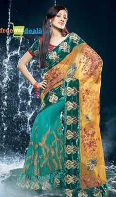 Buy sarees online - Sarees in India Please visit for more:- http://www.freemedeals.com/search/sarees