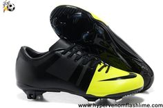 Wholesale Discount Volt-Black-Black Nike Green Speed GS FG Soccer Shoes Shop