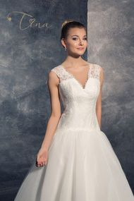 wedding dress Bonita Каталог, страница товара — Tina Valerdi