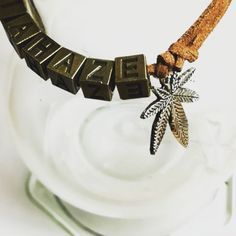 📿🍁 wƎEdlets 📿🍁 The perfect stoner accessories!  You can use them as: 💎 necklaces for your glass piece 👣 anklets 🤙 bracelets  Link in bio! ⬆️ #weedlets #420accessories #strains #weed #cannabiscommunity #cannabis #ganja #bong #420style #amnesiahaze #agentorange #whitewidow #northernlights #lemonhaze #silentstoner #bongjewelry #stoner #stonergift #etsy #etsysellers #glassofig #weedleaf #owl #gold #stoned #bracelet #anklet #indica #sativa Anklet Bracelet, Anklets, Etsy Handmade, Handmade Gifts, Stoner Gifts, Medical Marijuana, Shopping Mall, Boho Jewelry, Bud