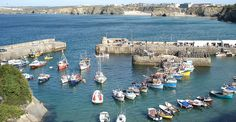 Newquay Harbour, Cornwall.. Been there!!