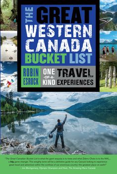 Most Canadians think of travel as a way to escape the snow, cold, and dreary winter skies. But Robin Esrock loves all that our western provinces have to offer visitors, and so will you!