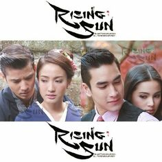The Rising Sun Series.  I can't wait to see the second part.
