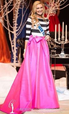 YSA Formal Gowns 2015