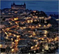 Toledo, Spain. Photo by Manuel Lancha