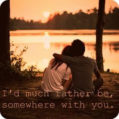 'Somewhere With You'