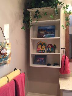 Hawaiian Island Inspired Bathroom Remodel   3 Day Kitchen U0026 Bath