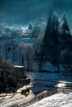 Romanian landscape, www.romaniasfriends.com