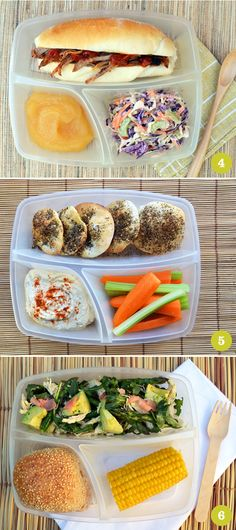 6 OBENTO IDEAS Sheesh. Melbourne's first week of Autumn has been a stinker. It has been hovering around 35° (95°F) for the past 7 days. That's much higher than my optimal operating temperature, whi...