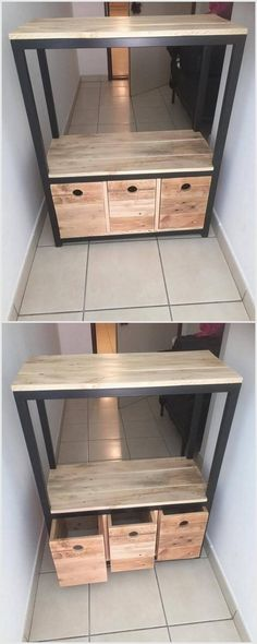 Tv unit idea. Wooden Pallet Project