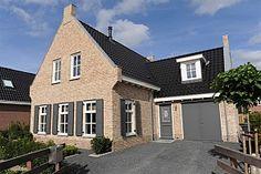 Ruimte voor ruimte - Zelf bouwen op bouwkavels gemeente Bergen op Zoom, Halsteren