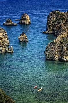 Lagos, Algarve, Portugal. | Stunning Places