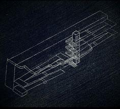 Seyir Terası Perspektif Çizimi