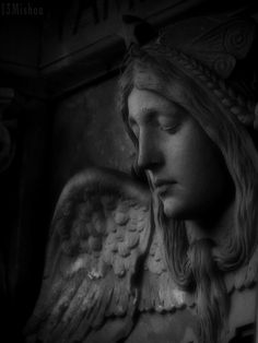 """ANGEL """"We have not the reverent feeling for the rainbow that the savage has, because we know how it is made. We have lost as much as we gained by prying into that matter.""""  ― Mark Twain ~pic by DD Johannis"""