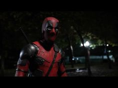 Watch Ryan Reynolds Do His Best Hugh Jackman Impression In Full Deadpool Makeup - It's All The Rage
