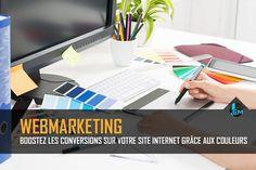 Les conversions sur votre site internet sont primordiales pour assurer la pérennité de votre business. Savez-vous que les couleurs peuvent vous y aider ?