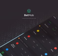 BetMob iOS on Behance