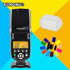 69.88$  Watch now - http://alivyv.worldwells.pw/go.php?t=32352373218 - Yongnuo YN560IV YN560-IV YN560 IV YN-560IV Speedlite For Canon Nikon Olympus Panasonic Pentax Sony A99 A58 A3000 A7 Camera Flash 69.88$