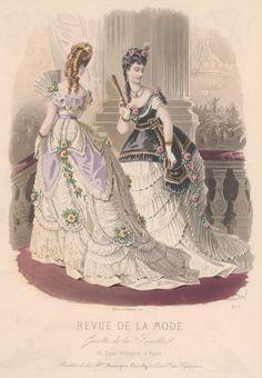 Revue de la Mode 1872