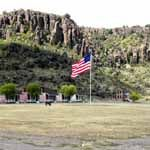 Fort Davis is one of the best surviving examples of an Indian Wars' frontier military post in the Southwest.