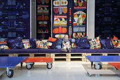 saivu toteemi marimekko tekstiilit fabrics verhot syksy autumn fall uutuudet 2014