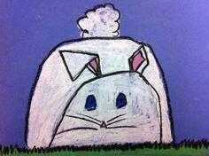 artisan des arts: Sneaky bunnies - grade 2