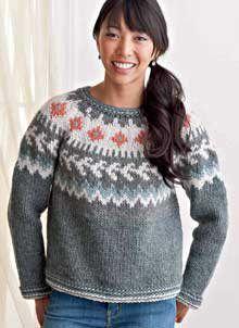 The Top-Down Yoke: A Classic Wardrobe-Builder - Knitting Daily - Knitting Daily