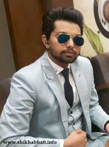 Ravi Parsca short hairstyles for men
